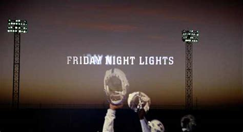 watch friday night lights season 1 free my top 15 shows to binge watch elements of style blog