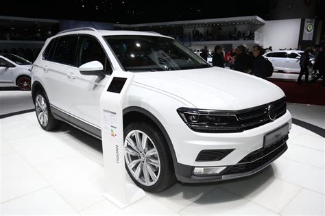 volkswagen suv volkswagen tiguan and allspace suv all the details the
