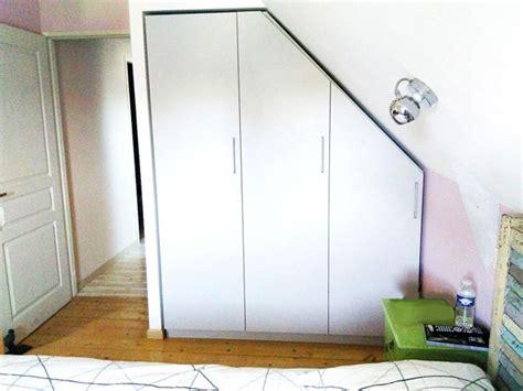 d馗o chambre sous pente nos meubles sous pente sur mesure aryga