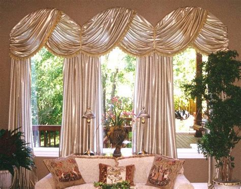 arch window curtains pictures windows
