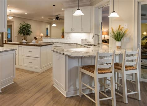 kitchen island light height a kitchen peninsula better than an island