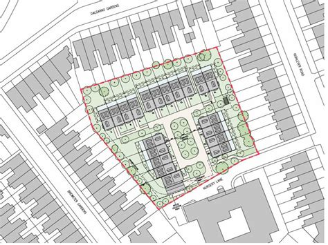 Nursery Lane Planning Application