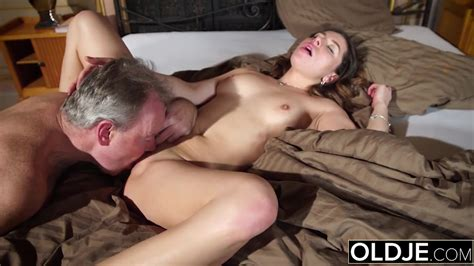Old Man Fucks Young Babe Teen Pussy Sex In Old Young Porn