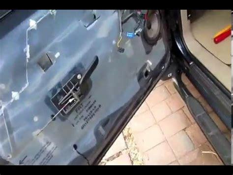 door panel removal front   gmc chevrolet truck