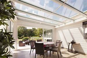 veranda bois et aluminium With faire sa maison en 3d 5 faire sa veranda boit