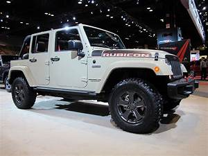 Jeep Wrangler Rubicon : jeep beefs up wrangler rubicon with new recon special edition ~ Medecine-chirurgie-esthetiques.com Avis de Voitures