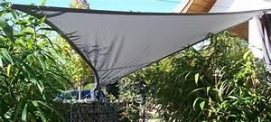 yaccur sonnensegel wasserdicht rechteck 4x3m polar grau With französischer balkon mit sonnenschirm wasserdicht rechteck