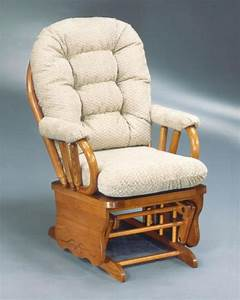 Best Home Furnishing C8107 Bedazzle Glider Rocker by Adams
