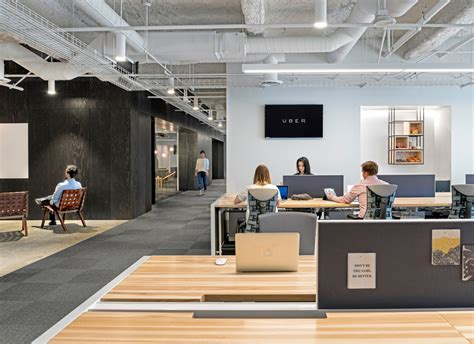 A Tour of Uber's New San Francisco Office - Officelovin'