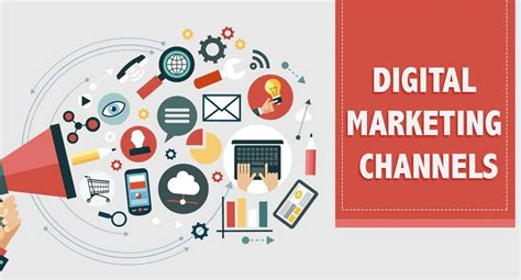 introduction  digital marketing channels   business