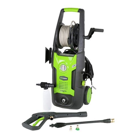 Greenworks 1700 Psi 12gpm Electric Pressure Washer
