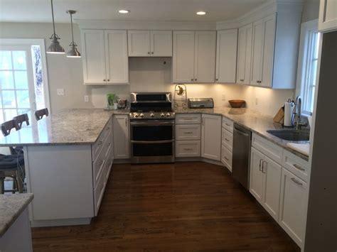 Bahama white granite   My kitchen   Pinterest   White