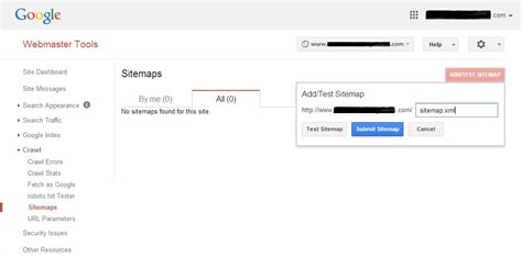 Google Webmaster Tools Account Setup Ownership
