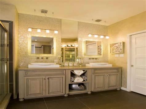 bathroom vanity mirrors  double sink double bathroom