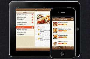 foody iphone and ios app ui design templates With iphone app design template free