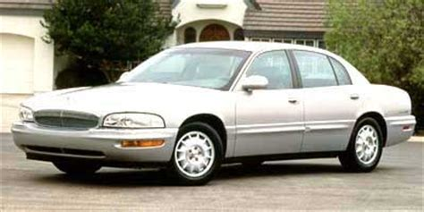 buick park avenue review ratings specs prices