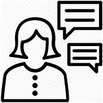 Request Icon Customer Service Client Support Change