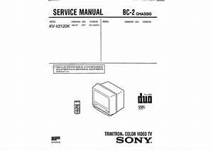 Sony Kvv2120k