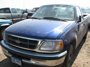 Purchase 1998 Ford F150 Pickup Manual Transmission 2wd