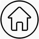 Icon Homepage Icons Website Household Way Ridgeway
