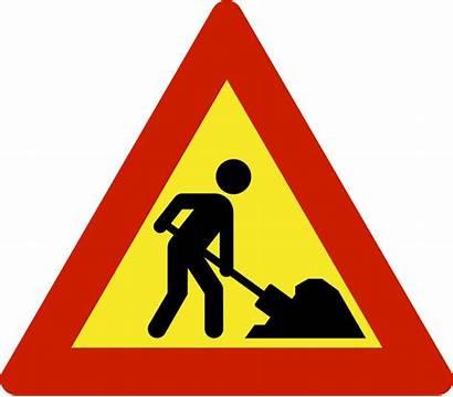Road Sign Norwegian Svg Pixels Wikimedia Commons