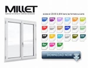 Garage Millet : millet porte et fenetre millet u voyel with millet porte ~ Gottalentnigeria.com Avis de Voitures