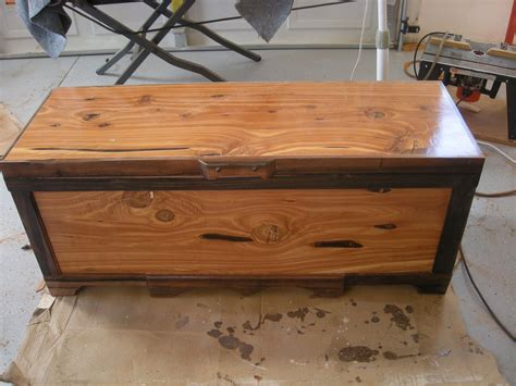 custom  hope chest  woodworking custommadecom