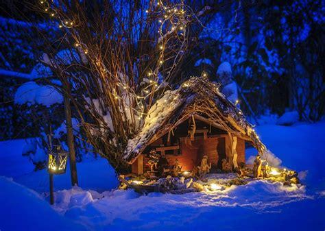 Garten Dekorieren Im Winter garten im winter dekorieren transformances
