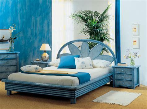 chambre en tête de lit décorative en rotin brin d 39 ouest