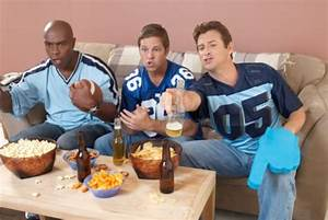 where do you stand guys wearing football jerseys