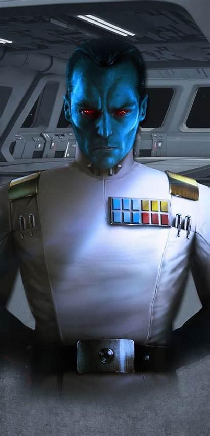Wars Thrawn Admiral Grand Iphone Glitch Memes