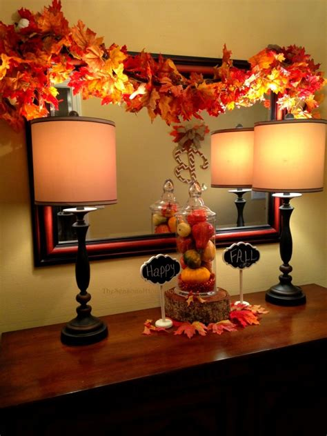decorations for the home 3 decorating ideas for 1 fall monogram 171 the seasonal home