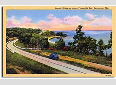 Vintage Scenic Highway Pensacola Scenic Bluffs