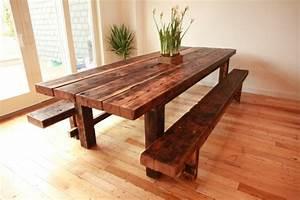 Tisch selber bauen ber 80 kreative vorschl ge for Tisch selber bauen
