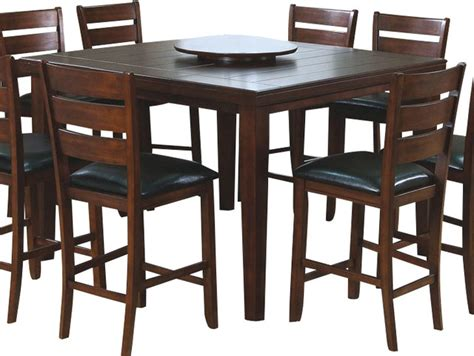 Dining Room Table With Lazy Susan  Marceladickcom