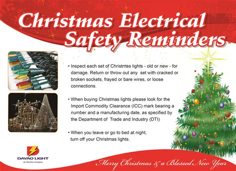 safe christmas lights tree light safety tips decoratingspecial