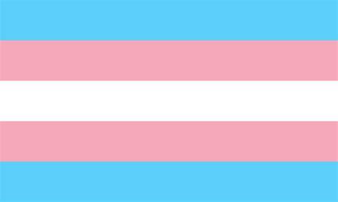 transgender colors archivo transgender pride flag svg la