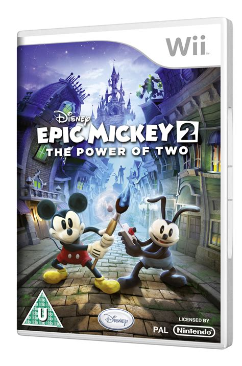 Disney Epic Mickey 2 The Power Of Two ~ Furniture Store
