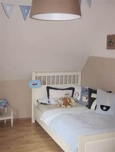Tapeten Für Babyzimmer : kinderzimmer blau beige ~ Markanthonyermac.com Haus und Dekorationen