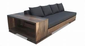 16+ Wooden Sofa Designs, Ideas Design Trends - Premium