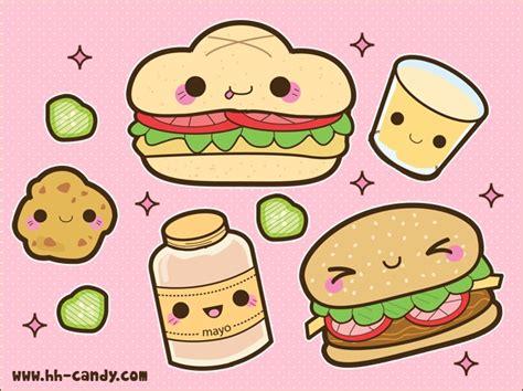 cuisine kawaii kawaii food images kawaii hamburger stuff wallpaper and