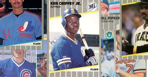 Maybe you would like to learn more about one of these? 1989 Fleer Baseball Cards - 10 Most Valuable - Wax Pack Gods