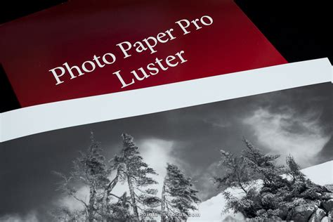 canon photo paper pro luster points  focus photography