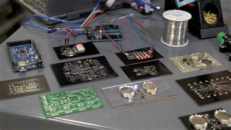 Ders Voltera One Prints Circuit Board Prototypes