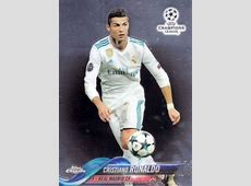 201718 Topps Chrome Champions League Variations Gallery