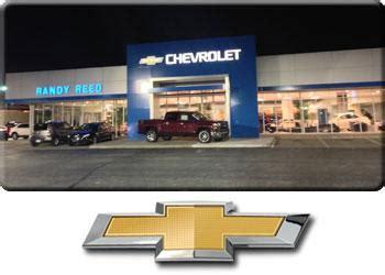 Reed Chevrolet Car Dealership In Saint Joseph, Mo 64506