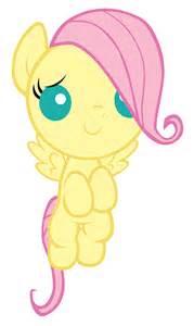 My Little Pony Fluttershy Filly