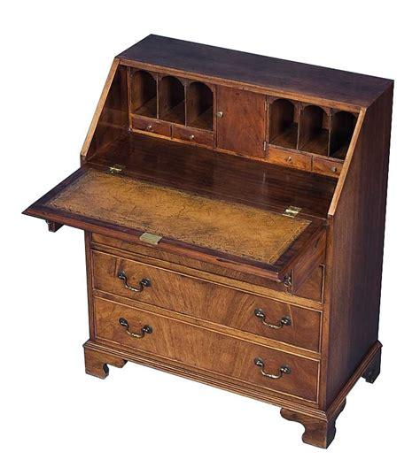 antique secretary desk value antique secretary desk in flame mahogany with brown