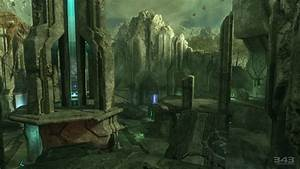 New Halo: MCC Re-imagined Map - Warlord | News | Prima Games