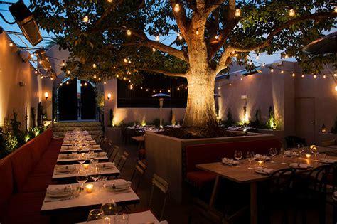 Best Restaurants For Thanksgiving Dinner In Los Angeles